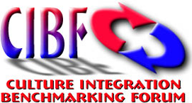 Culture Integration Benchmarking Forum logo